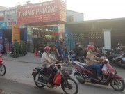 Phap luat - Hai thanh nien no sung cuop tiem vang o vung ven TP.HCM