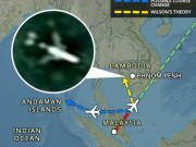 The gioi - Nong: 'dong do nat' MH370 bat ngo xuat hien tren Google Earth