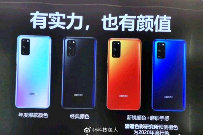honor v30 cung co san voi phien ban pro hinh anh 2