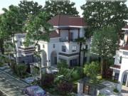 Xuan An Green Park sap ra mat 93 can biet thu Emerald Villas