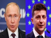The gioi - Tong thong Putin nhan xet bat ngo ve Zelensky