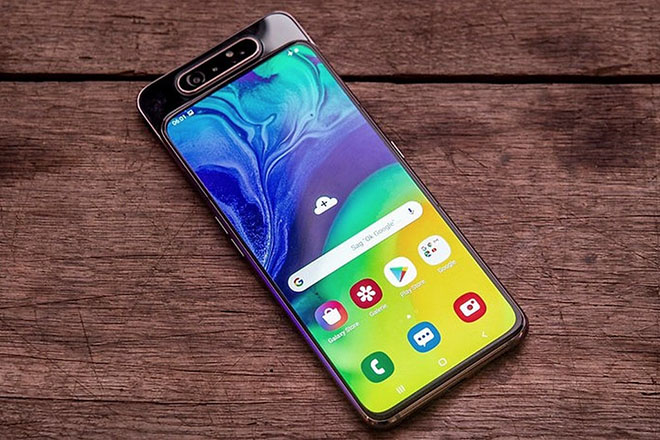 samsung co the ra mat galaxy a81 ho tro but s pen hinh anh 1