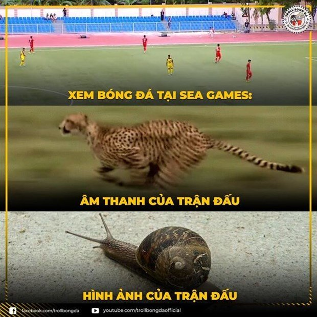 """anh che """"cuoi vo bung"""" ve u22 viet nam thang u22 brunei 6-0 hinh anh 14"""