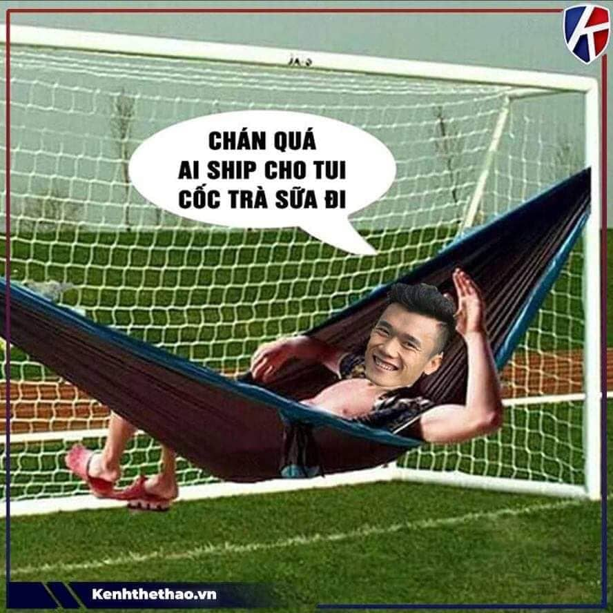 """anh che """"cuoi vo bung"""" ve u22 viet nam thang u22 brunei 6-0 hinh anh 9"""