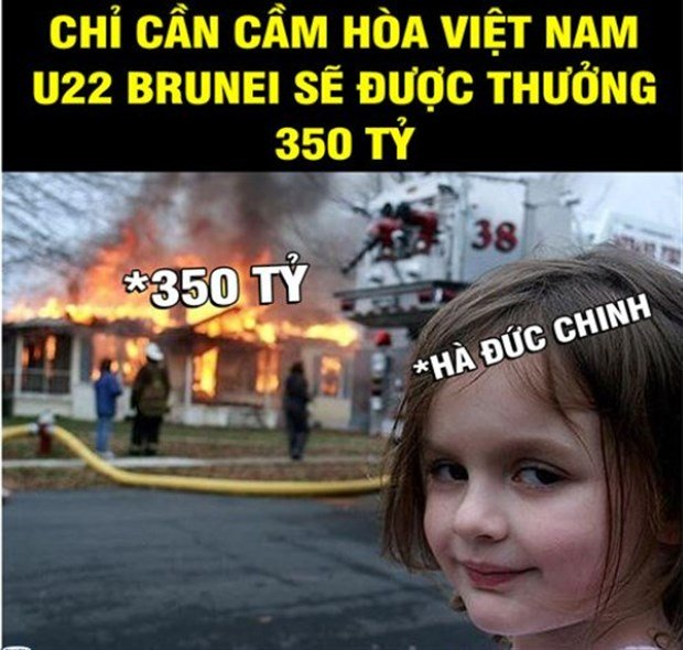 """anh che """"cuoi vo bung"""" ve u22 viet nam thang u22 brunei 6-0 hinh anh 12"""