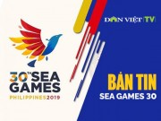 Media - Ban tin SEA Games: No ro tour du lich sang Phillippines co vu doi tuyen Viet Nam