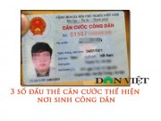 Ban doc - 3 so dau the can cuoc the hien noi sinh cong dan