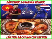 "Media - U22 Thai Lan bi loai khoi SEA Games 30, ""lau Thai da cay nay con cay hon"""
