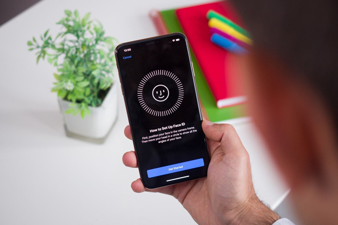 iphone 12 nam sau se co ca face id va touch id hinh anh 1