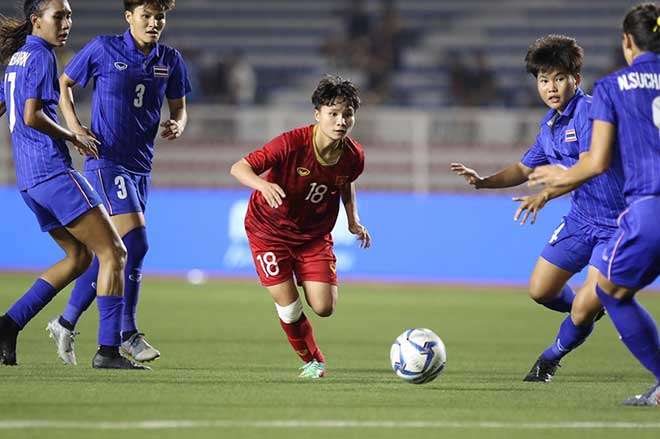 vo dich sea games 30, dt nu viet nam nhan bao nhieu tien thuong? hinh anh 1