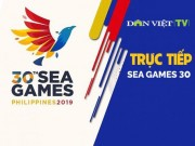 anh - Video - [TRuC TIeP] BXH SEA Games 30 (ngay 10/12): Boi lai co vang!