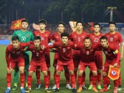 "The thao - doi hinh ra san U22 Viet Nam vs U22 Indonesia: ""Song sat"" xuat tran"