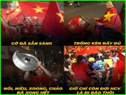 "Fan ham mo Viet Nam da san sang ""don bao"" HCV SEA Games 30"