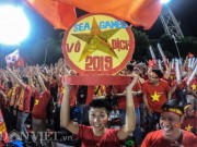 "The thao - CdV Viet Nam da ""nhuom do"" SVd Rizal Memorial nhu the nao?"