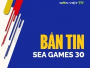 Media - Ban tin SEA Games: Ky SEA Games ruc ro cua the thao Viet Nam
