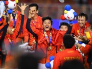 The thao - Tam HCV SEA Games 30 gia tri the nao voi bong da Viet Nam?