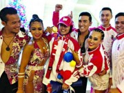 "The thao - Tro he SEA Games 30: VdV bi tuoc HCV vi ly do ""troi oi, dat hoi"""