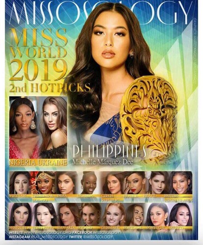 miss world 2019: luong thuy linh duoc du doan top 10 chung cuoc hinh anh 3
