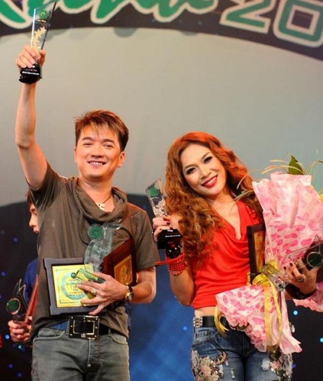 festival 20 nam lan song xanh leo teo khan gia: mr dam, thanh thao boc ly do hinh anh 3