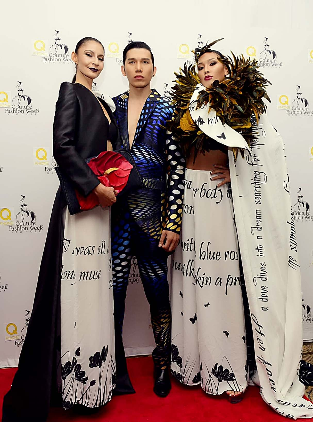 ngoc tinh sac so, dieu huyen duoc chon lam vedette o tuan le couture new york fashion hinh anh 1