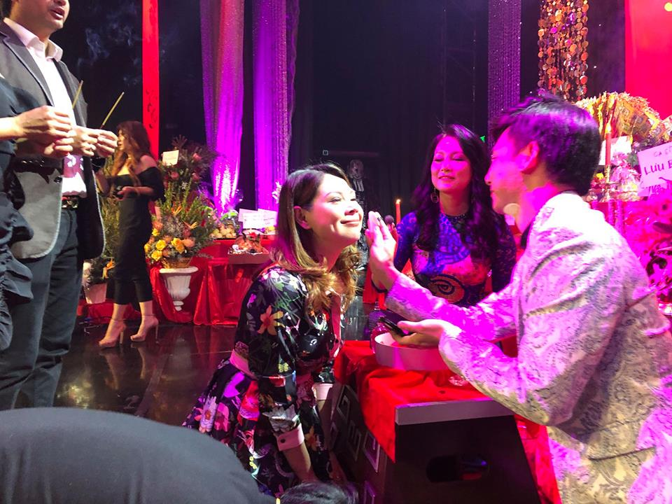 thanh thao cung cac nghe sy viet dang huong gio to nghe o my hinh anh 8