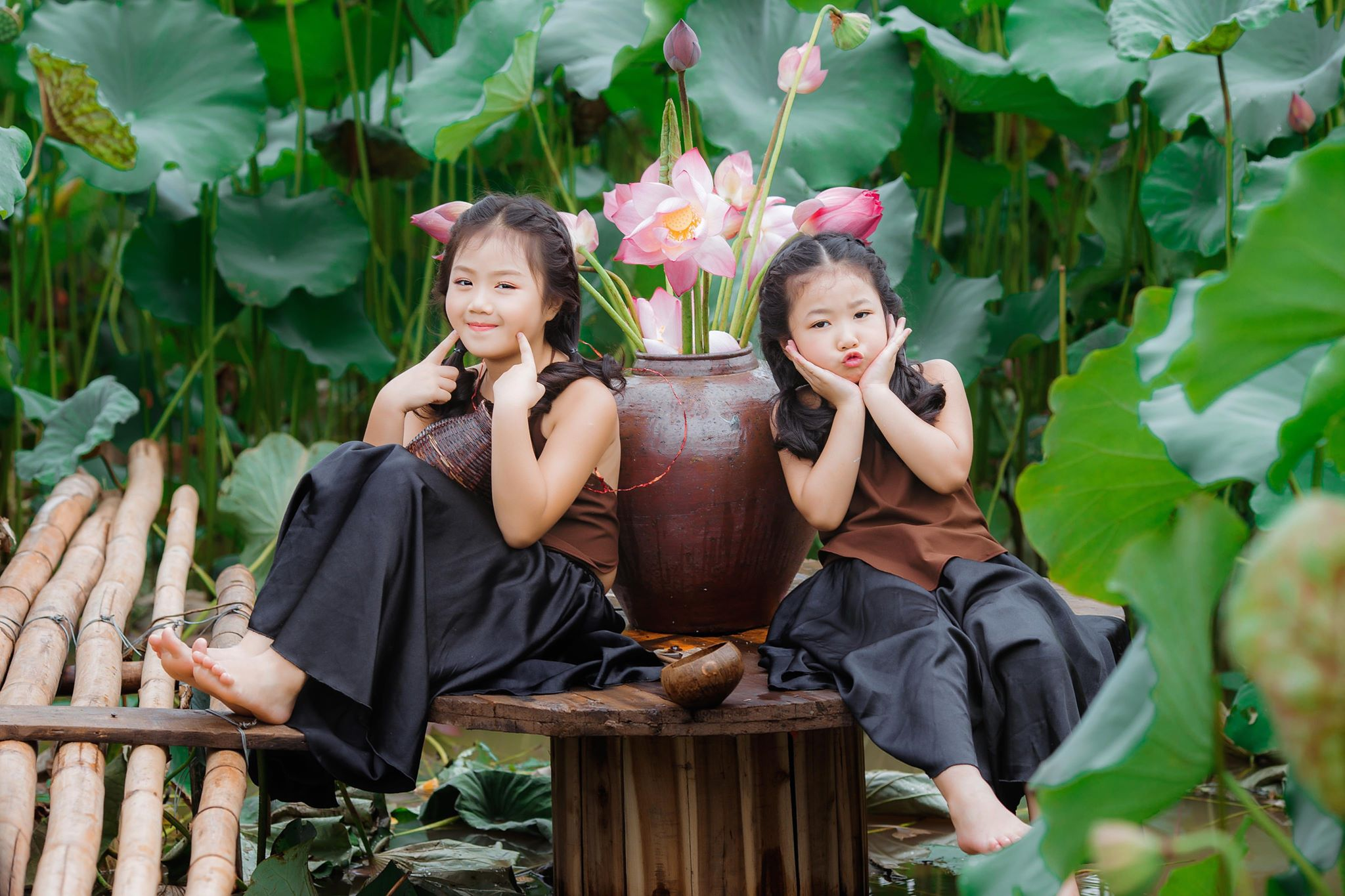"""tiet lo soc ve ket phim quynh bup be: """"lan cave"""" thanh huong len tieng hinh anh 6"""